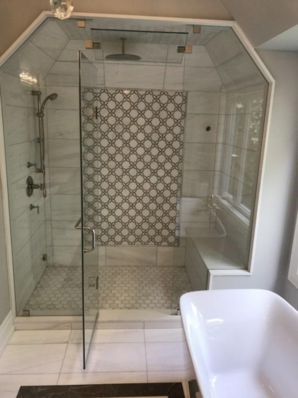 Shower enclosure ideas,Toronto,Ontario